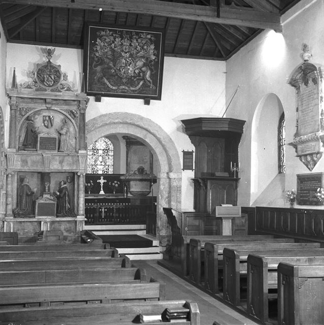 Church Interior, general view