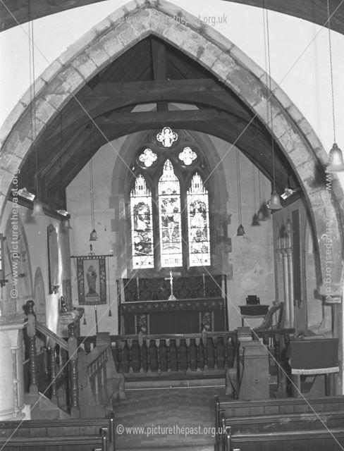 Thorpe Church Exterior
