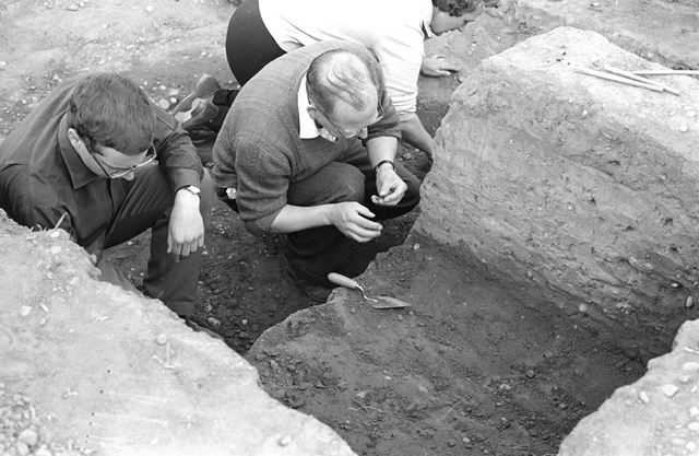 Excavations and Archaeology