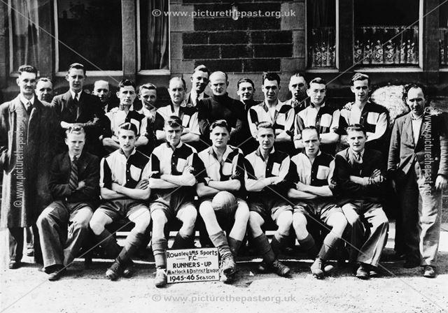 Rowsley Football Club