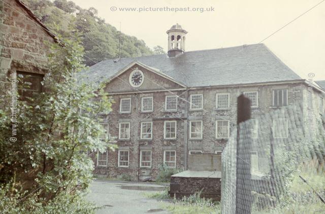 Cressbrook Mill, Monsal Dale