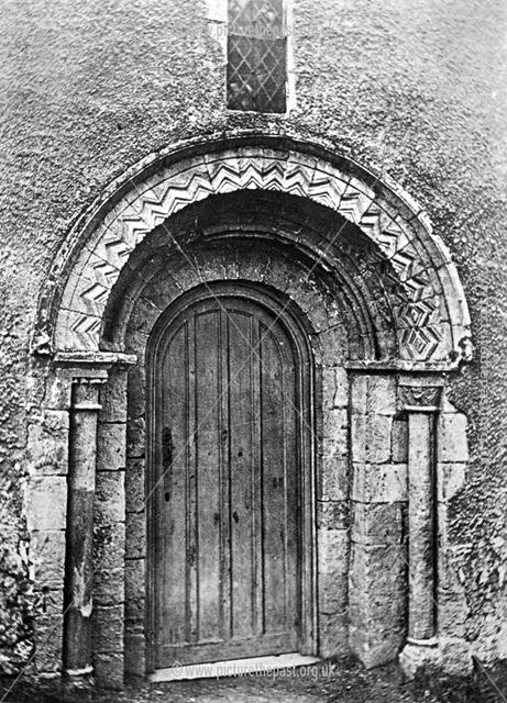 Steetly All Saints' Chapel?