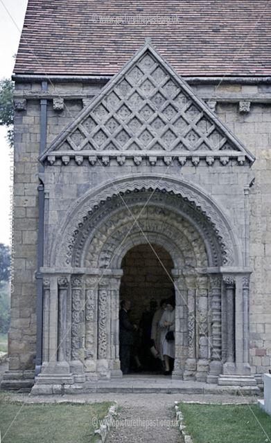 Steetley All Saints' Chapel?