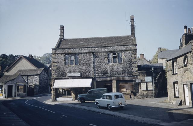 Previous site of the Lady Manners School, Bakewell