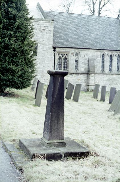 Sundial, Thorpe Church