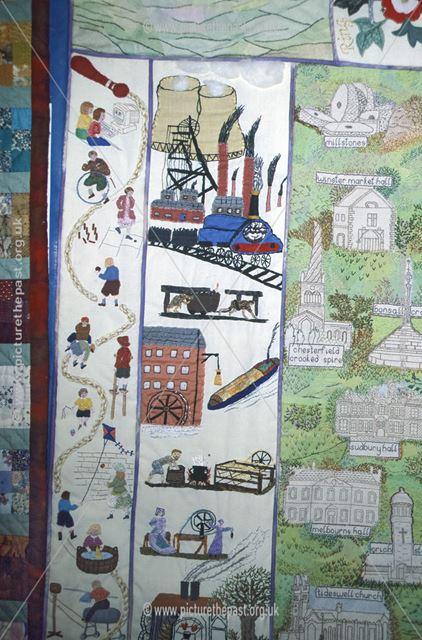 Millennium Quilt, 2000