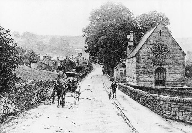 Two Dales, Chesterfield Road, c 1905 - 1910
