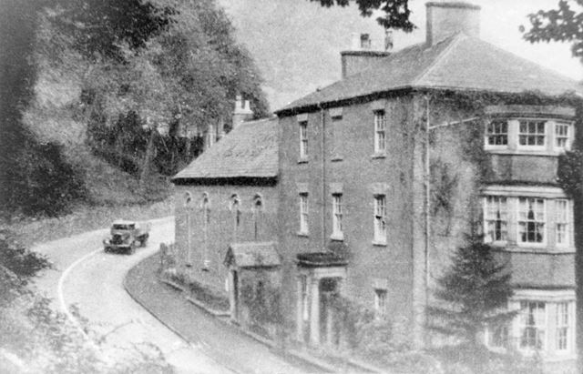 Lady Glenorchy's Chapel, Derby Road, Matlock Bath, c early 1900s?