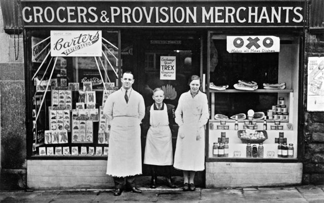 Grocers and Provision Merchants, Hathersage
