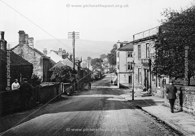 Main Road, Hathersage