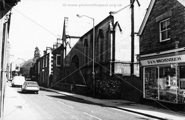 Congregational Church, Buxton Road, Bakewell