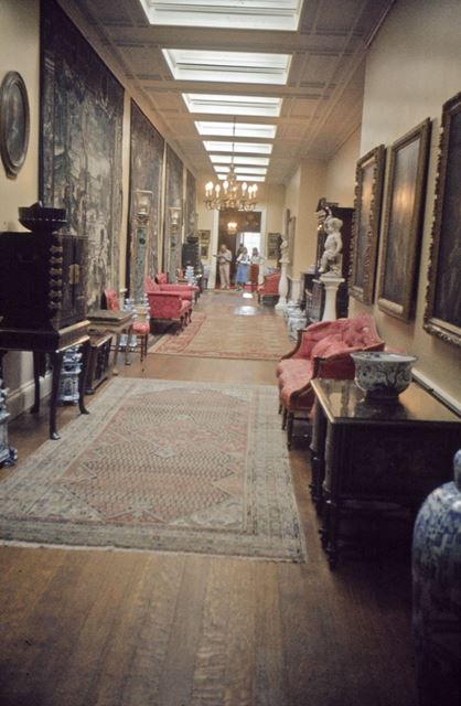 Sketch Gallery, Chatsworth House Interior