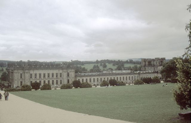 Chatsworth House and Gardens