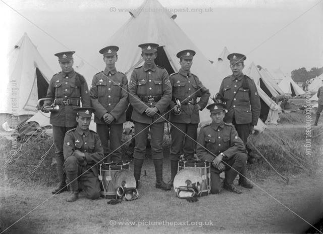 First World War Portraits, c 1914-1918