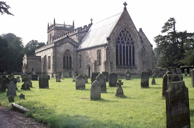All Saint's Church, Sudbury