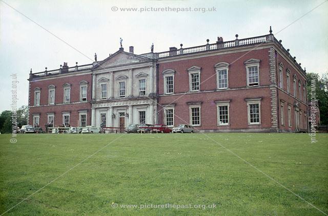 Exterior of the Hall, Staunton Harold