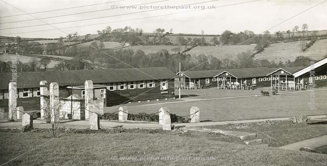 Amber Valley Camp School, Woolley Moor, c 1940s-50s