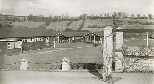 Amber Valley Camp School, Woolley Moor, c 1940s-50s