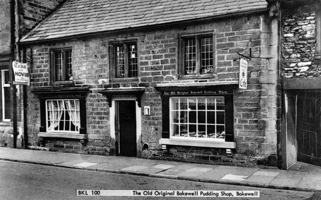 The Old Original Bakewell Pudding Shop, Rutland Square, Bakewell