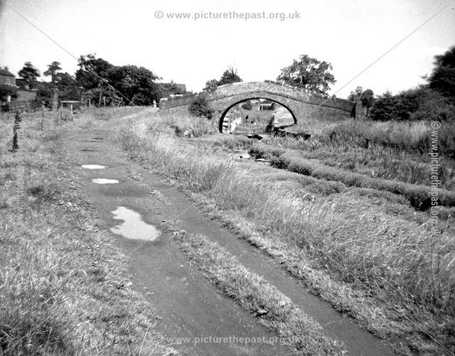 Benty Bridge and Stoneyford Shallow Lock 11