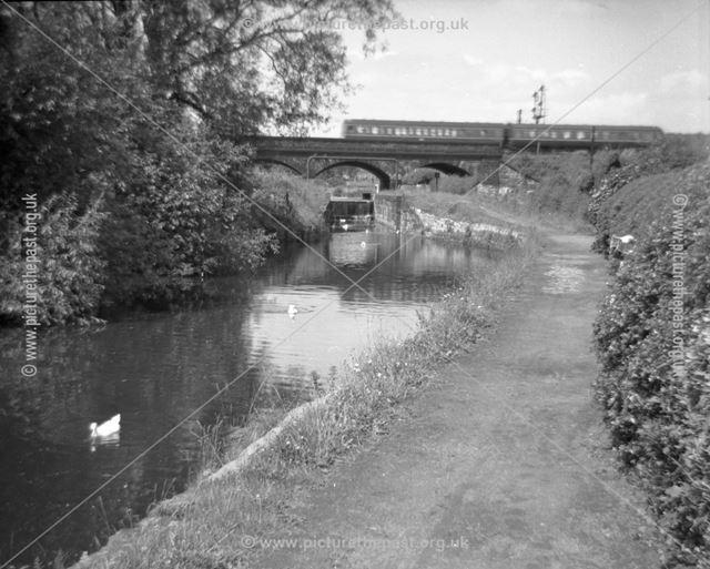 Railway bridge 38 and Lock 5