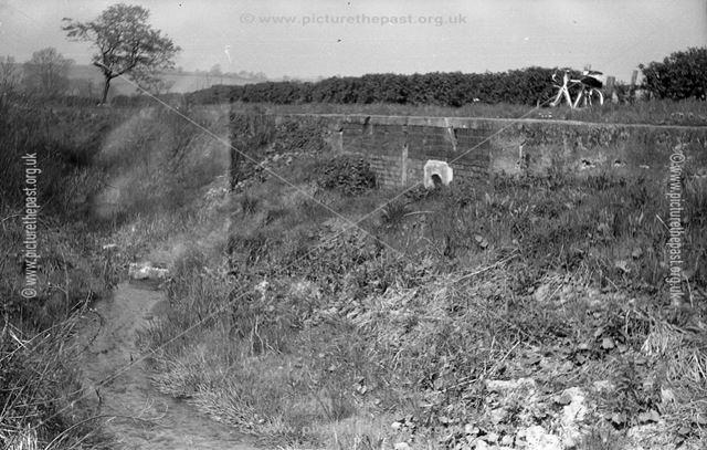 Hartshay, near Ripley Road Bridge 32