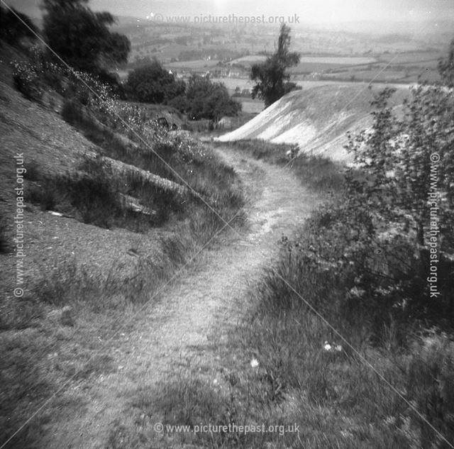 Hartshay Pit road