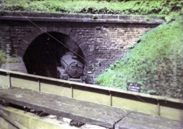 Railway Aqueduct, train