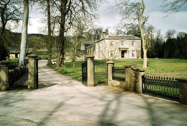 White Hall, Whitehough
