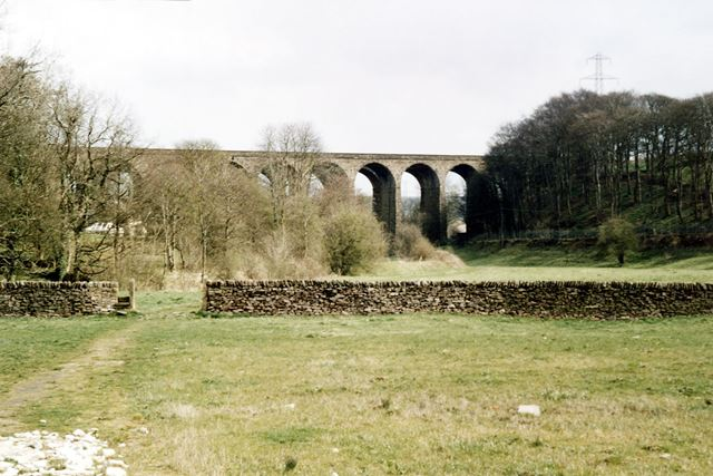 Midland Railway Viaducts, Chapel Milton