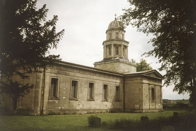 West Markham Mausoleum, c 2000