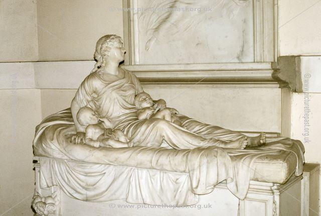 West Markham Mausoleum, c 2000