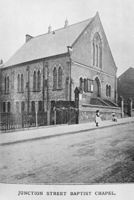 Junction Street Baptist Chapel, Derby