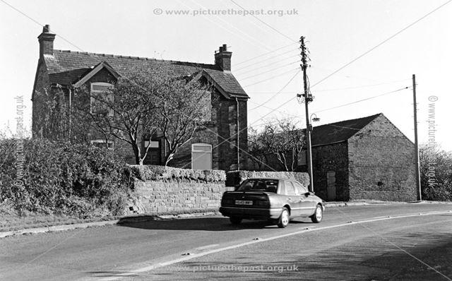 Chanty Farm, Ripley Road, Upper Hartshay, 1999