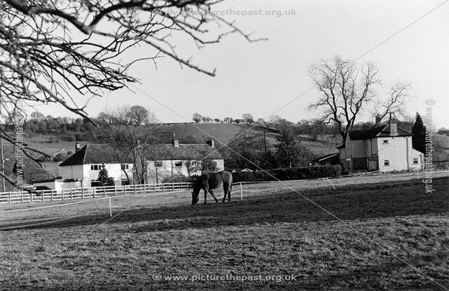 Slack Lane off Ridgeway Lane, Nether Heage, 1999