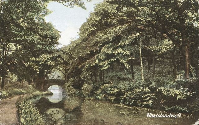 Cromford Canal, Whatstandwell