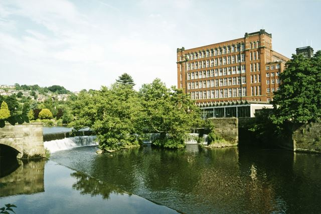 East Mill, Belper, c 1990s-2000s