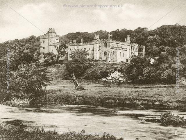 Haddon Hall, Bakewell, c 1900s-1920s