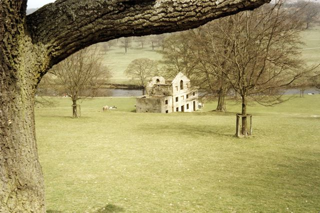 Paine's Mill, Chatsworth Estate, c 2000
