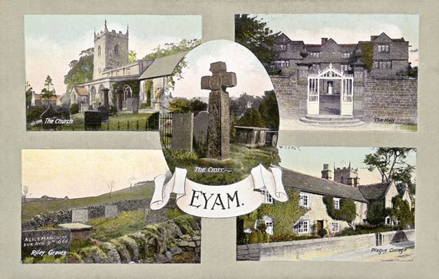 Five Views of Eyam, c 1910s