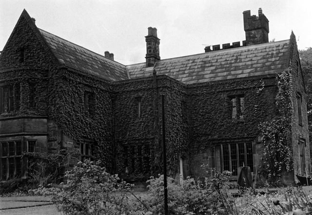 Nether Hall, Hathersage, c 1940s-50s