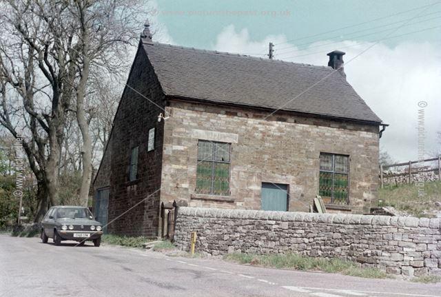 Former Chapel, Butterton, Staffordshire, c 1990