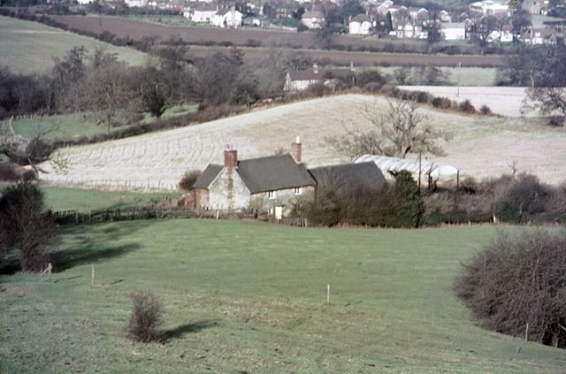 Burley Wood Farm, Duffied, 1960s