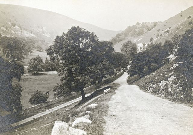 View of Monsal Dale, c 1920s?