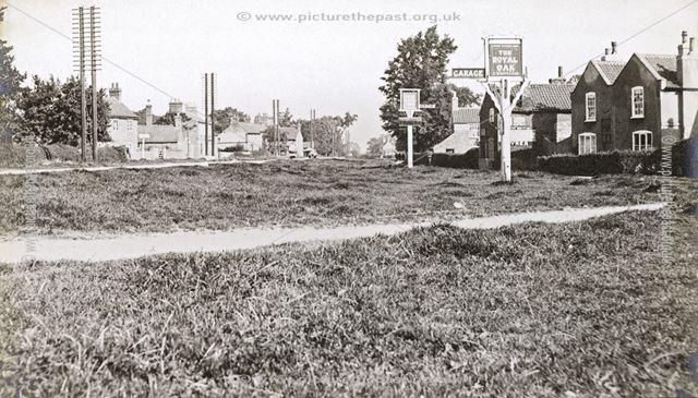 Royal Oak public house, Long Bennington, c 1920s?