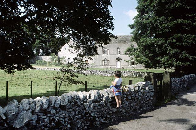 Top End Farm, Chelmorton, Buxton, 1984
