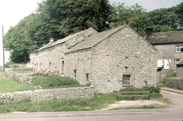 Long House', Chelmorton, Buxton, 1976.