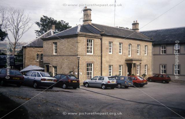 Stodhart Lodge, Chapel Milton, c 1980s