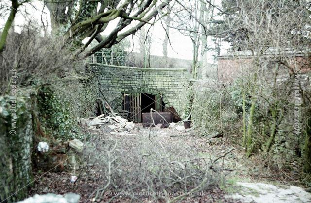 South portal of Stodhart Tunnel, Chapel Milton, c 1980s