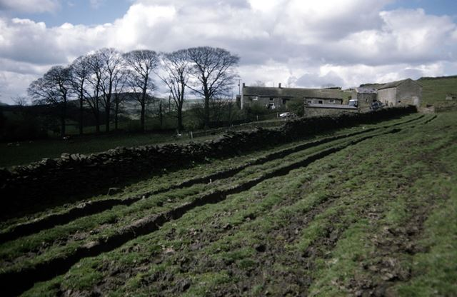 Maglow Farm, Slackhall, Chapel-en-le-Frith, High Peak, 1998
